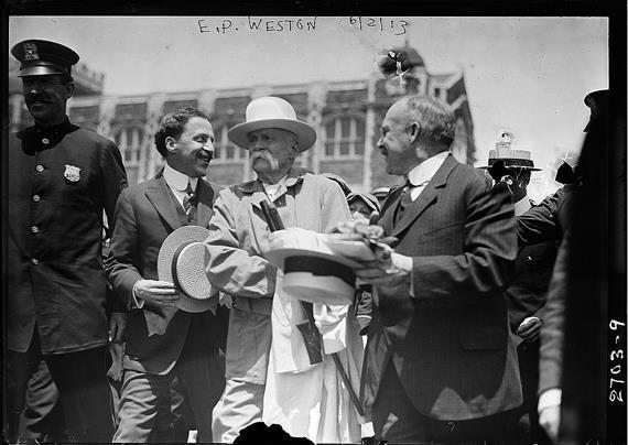 Edward Weston in 1913